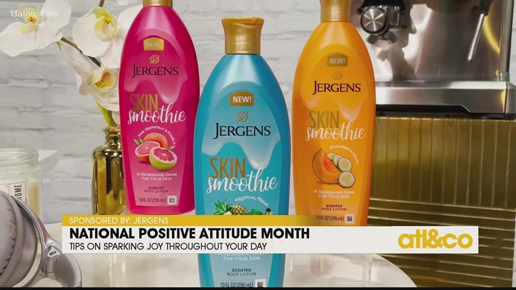 National Positive Attitude Month