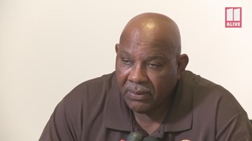 Douglas County sheriff talks about Efficiency Lodge murder
