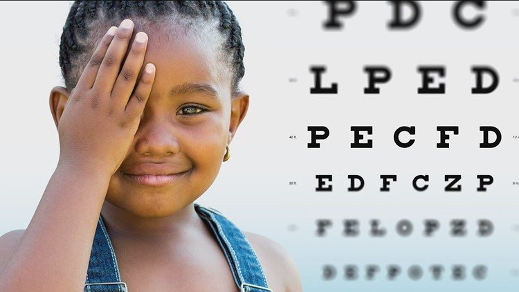Why does your child need an eye exam before their first birthday?