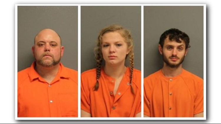 Suspected meth dealers arrested in Lumpkin County, police say