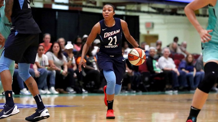 Renee Montgomery announces retirement from WNBA