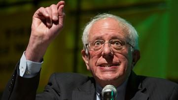 Democratic presidential candidate Bernie Sanders heads to Augusta on Saturday