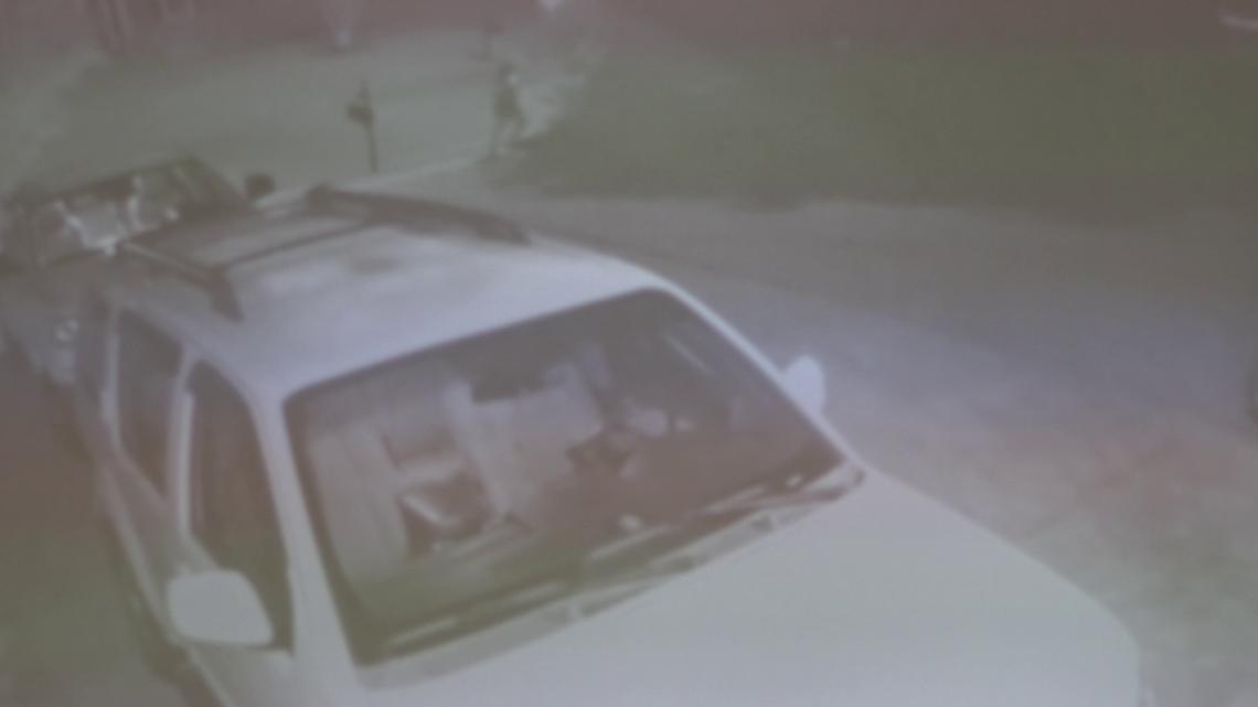 A spike in unlocked car break-ins has Marietta residents on edge