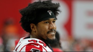 Falcons 'will not pursue negotiations' with Vic Beasley, they say