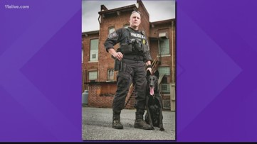 Injured police K9 officer out of second surgery after being shot