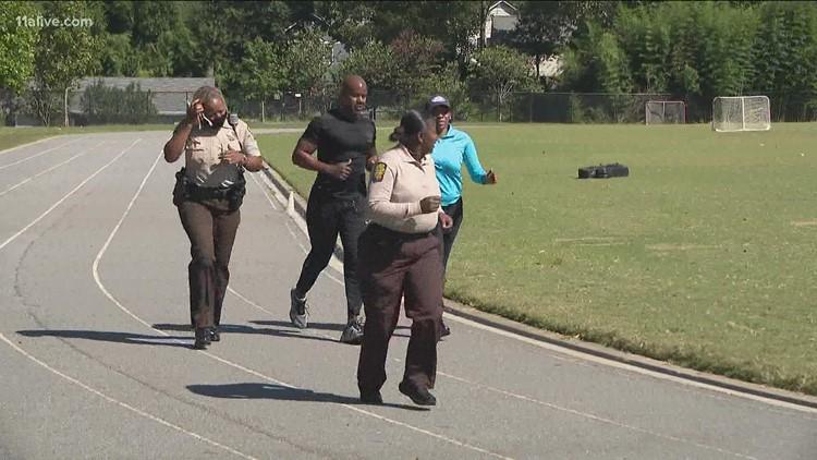 Fulton County sheriff's office hosts job expo