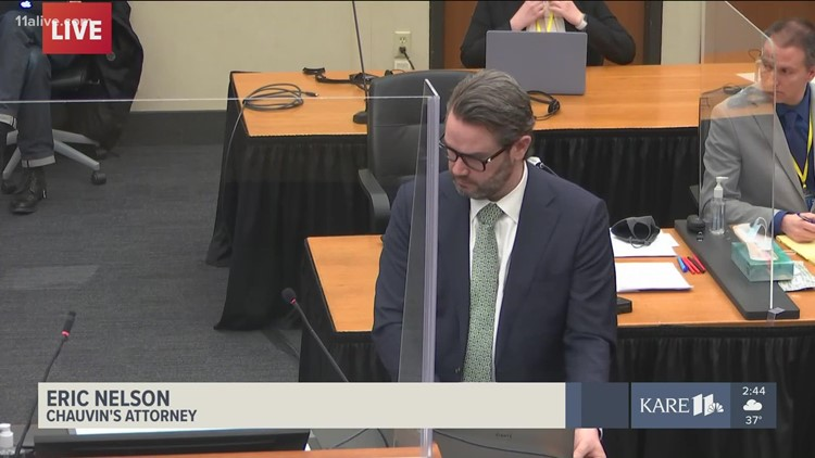 Chauvin trial | Defense delivers final arguments in arrest that resulted in death of George Floyd