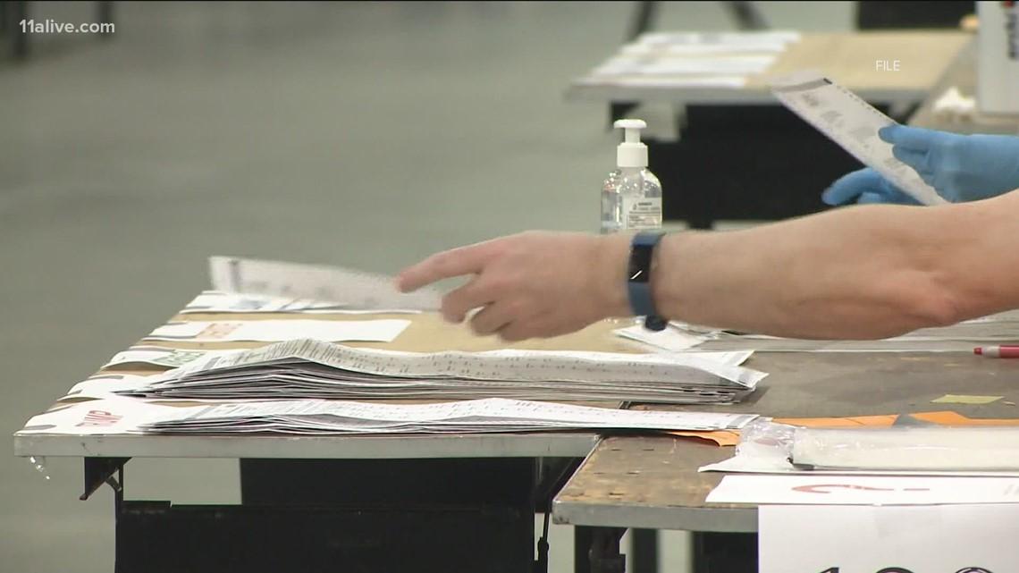No ruling on case regarding Fulton absentee ballot inspection