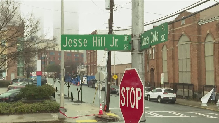 Black History Month | A look at iconic streets in Atlanta and people behind the names