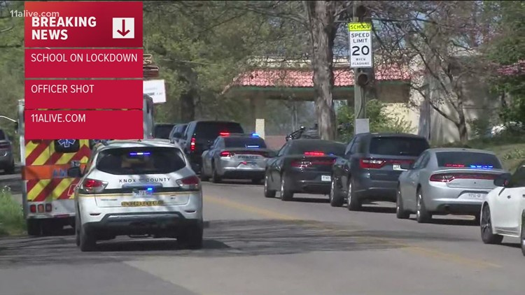 Multiple people shot East TN High School