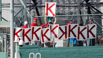 """Why does a """"K"""" represent a strike out in baseball?"""