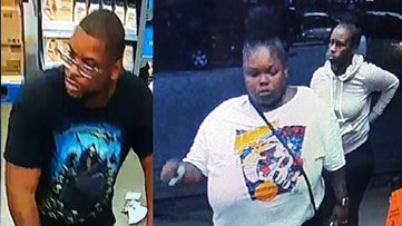 Conyers police looking for suspects in Walmart robbery