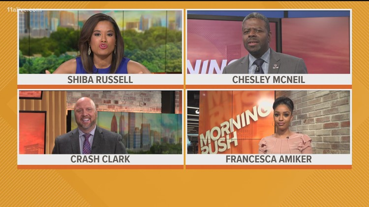 Would you leave you partner over a lame Valentine's gift? Morning Rush team debates