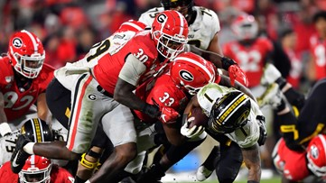 What the national media is saying about Georgia's win over Mizzou and the road ahead