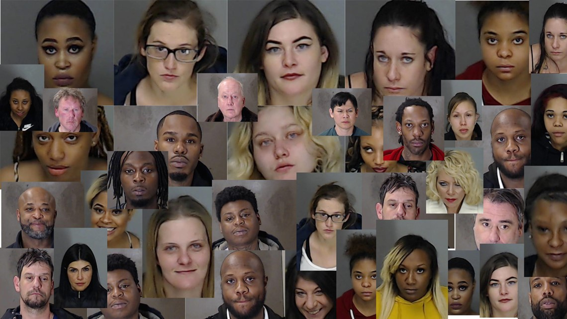 super bowl sex trafficking bust in Cleveland