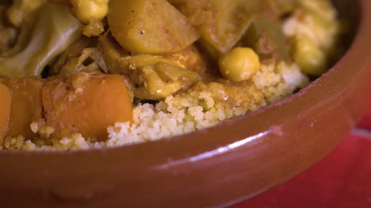 Moroccan flavors spotlighted at Marrakech Express