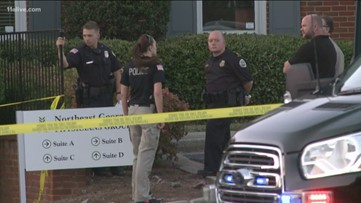 1 dead after officer-involved shooting in Gainesville