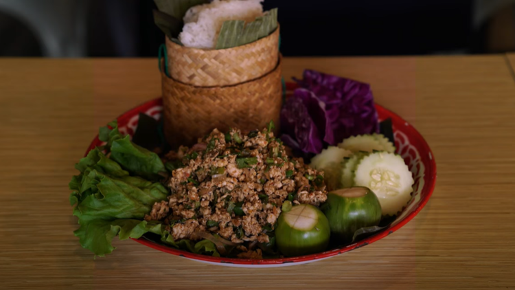 Lao street food & culture spotlight: 'Snackboxe Bistro' in metro Atlanta