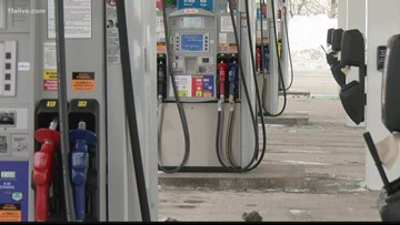 Gas prices rising slowly amid concerns Iran situation will cause spike