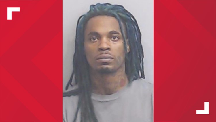 Social media video shows arrest of Atlanta rapper wanted in connection with Dunkin' stabbing