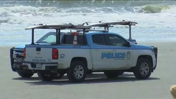 Public beaches in South Carolina off limits
