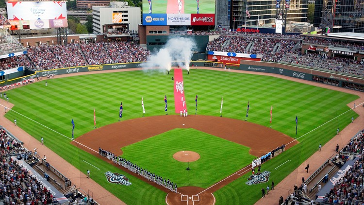Braves expected to host 2021 MLB All-Star Game, source confirms