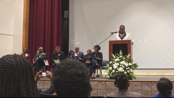 East Point swears in city council members for Inauguration Day