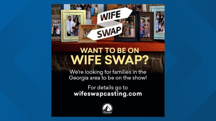 Atlanta families being cast in upcoming 'Wife Swap'