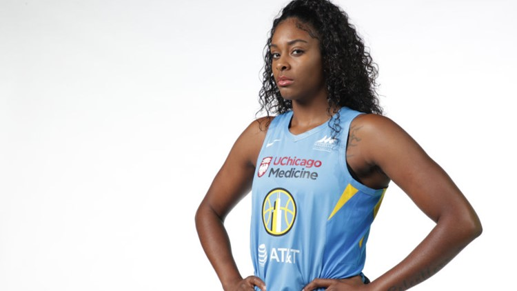 Cheyenne Parker signs multi-year deal with Atlanta Dream