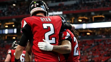 'Getting upset over a win isn't going to change anything' | What they're saying about the Falcons