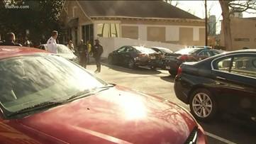 Atlanta fire captain shot in Buckhead armed robbery attempt