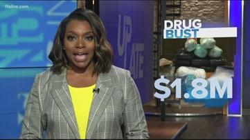 Massive drug bust, Beer vendor mug shot, Southwest fare sale: News in Numbers