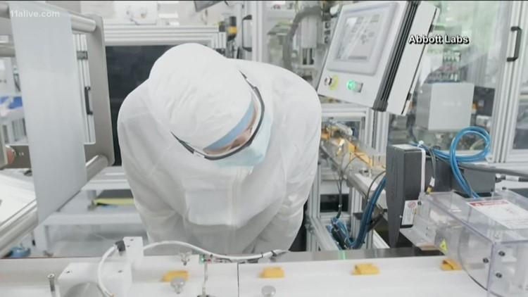 Possible major breakthrough in fast, effect coronavirus testing