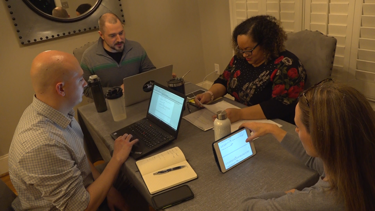 Locals create collaborative storytelling project