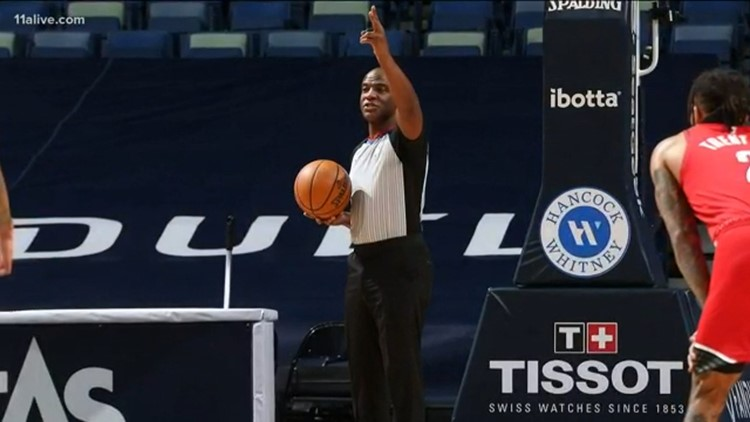 Clark Atlanta grad part of all HBCU officiating crew for NBA All-Star game