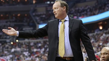 Atlanta Hawks' former coach gets revenge in return to State Farm Arena