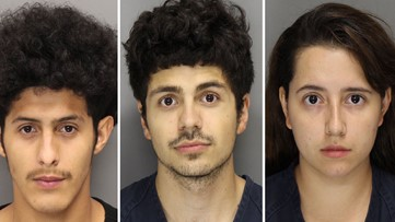 3 charged with murder after fatally shooting father trying to retrieve stolen items