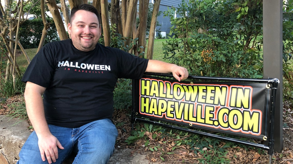 Mr. Allen and the Case of the Halloween Humbug