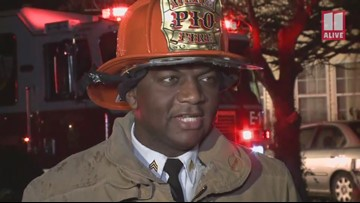 Atlanta Fire provides new details on house fire that severely injured woman