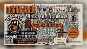 Local teen coordinates annual Gigging4Grub concert