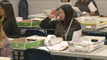 Gwinnett vote count delayed to Thursday