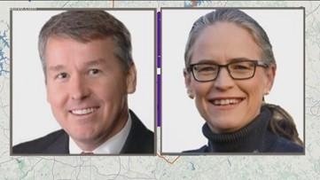 Republican lead narrows in Georgia's 7th District race
