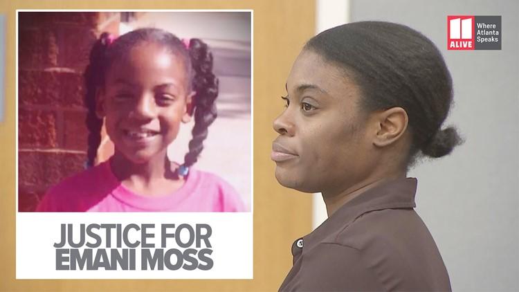 Tiffany Moss sentenced to death