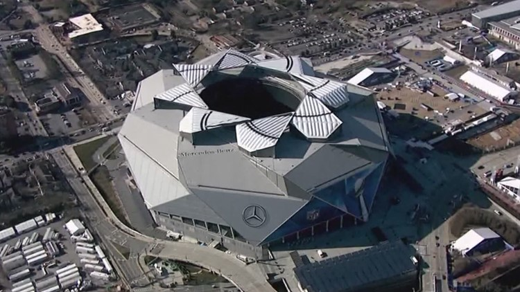 Mercedes-Benz Stadium, Falcons revise mask policy ahead of preseason game