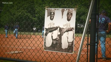 Atlanta's first black park was home field to one of Atlanta's greatest players
