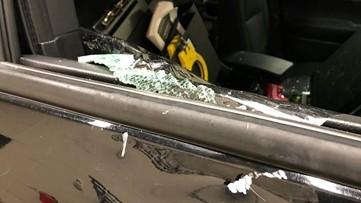 Gainesville police vehicle stolen, taken on joyride