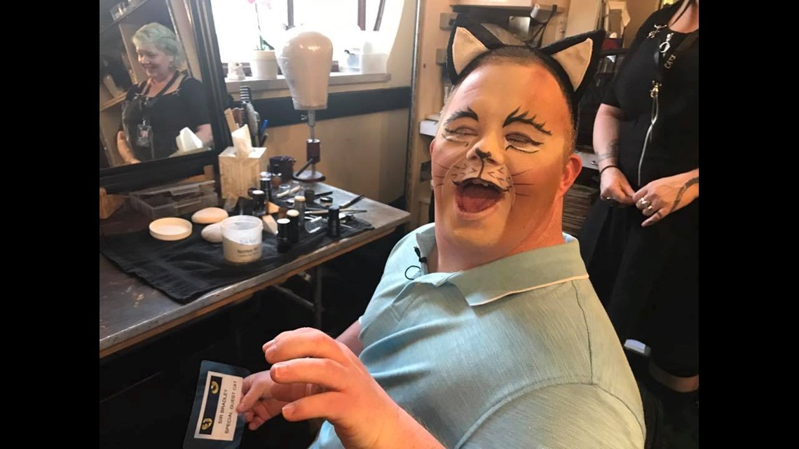 Special needs advocate fulfills 'dream job' with CATS at the