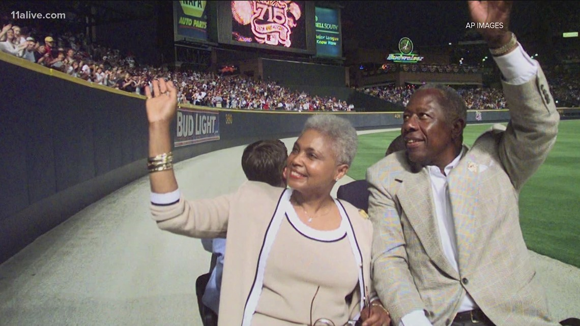 Hank Aaron's focus on helping young people