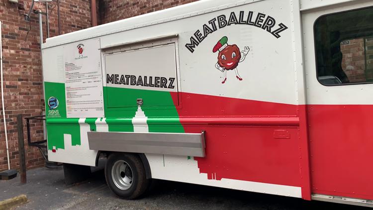 Meatballers Food Truck