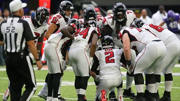 Falcons focused on being consistent against Cardinals